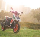 Aprilia SR 150 Race Review