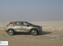 Nissan Kicks profile