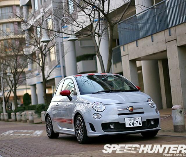 Car Feature Fiat  Abarth Esseesse