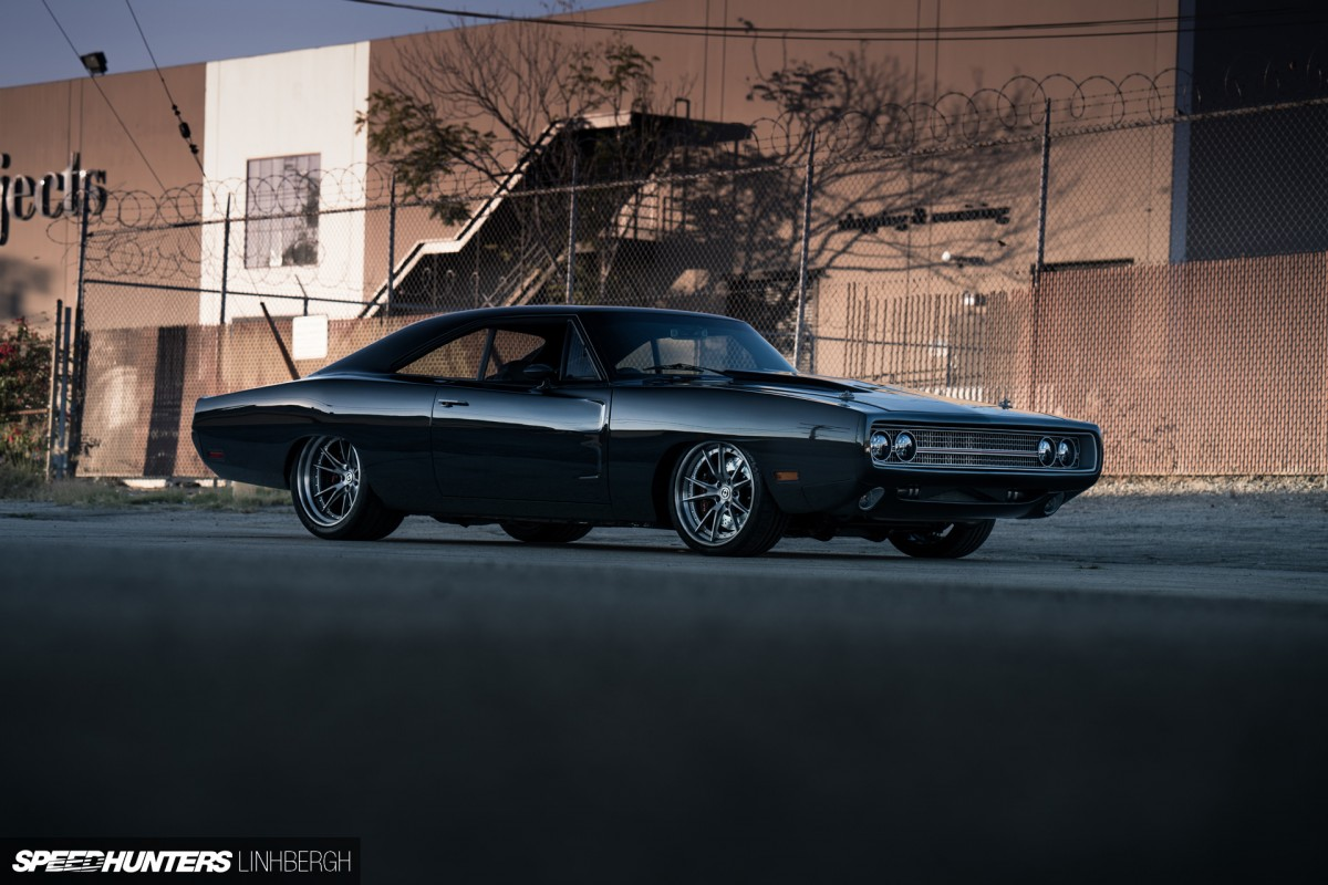 When Muscle Car Meets Hypercar The Tantrum Charger