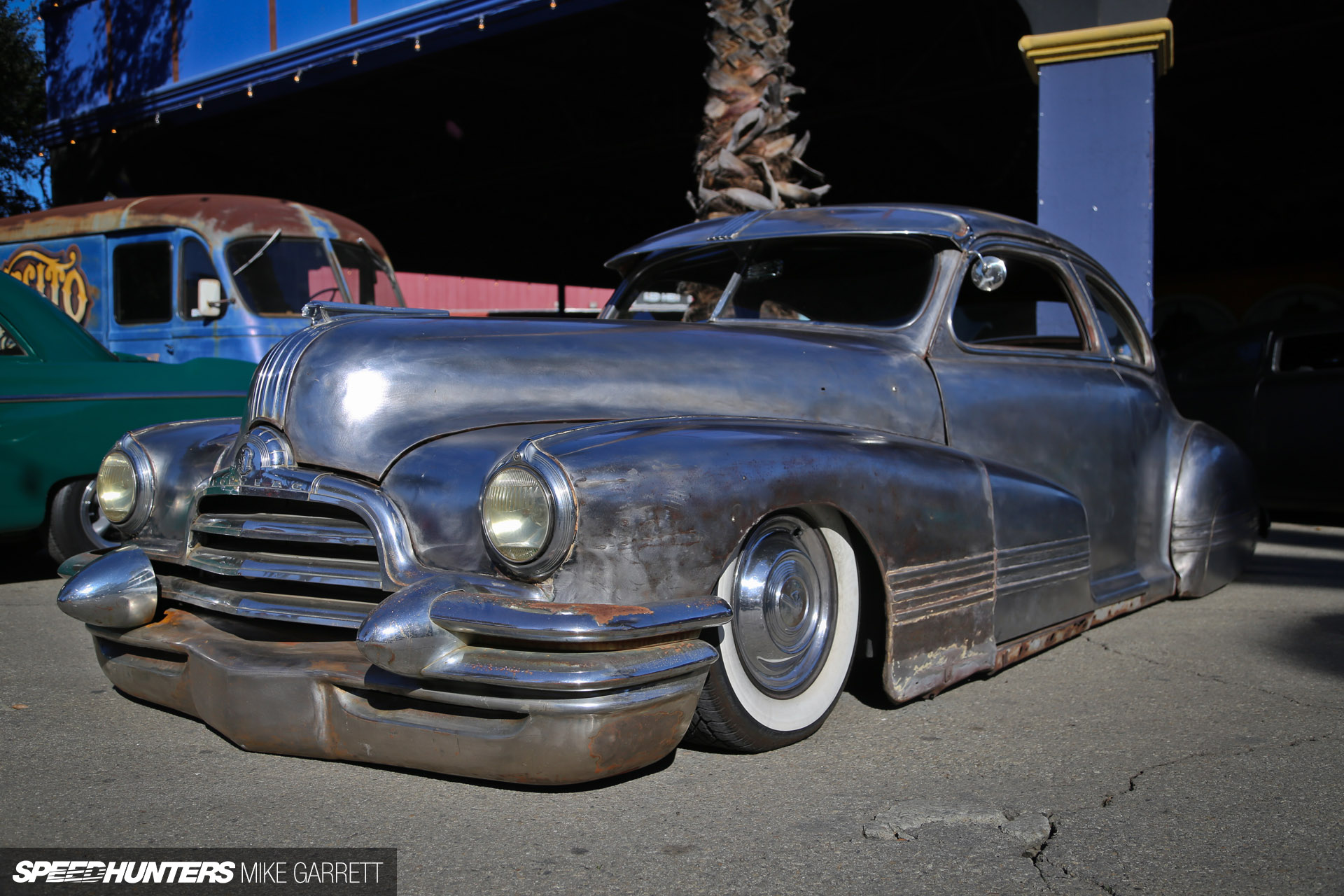 No Paint No Problem A Slammed Streamliner Speedhunters