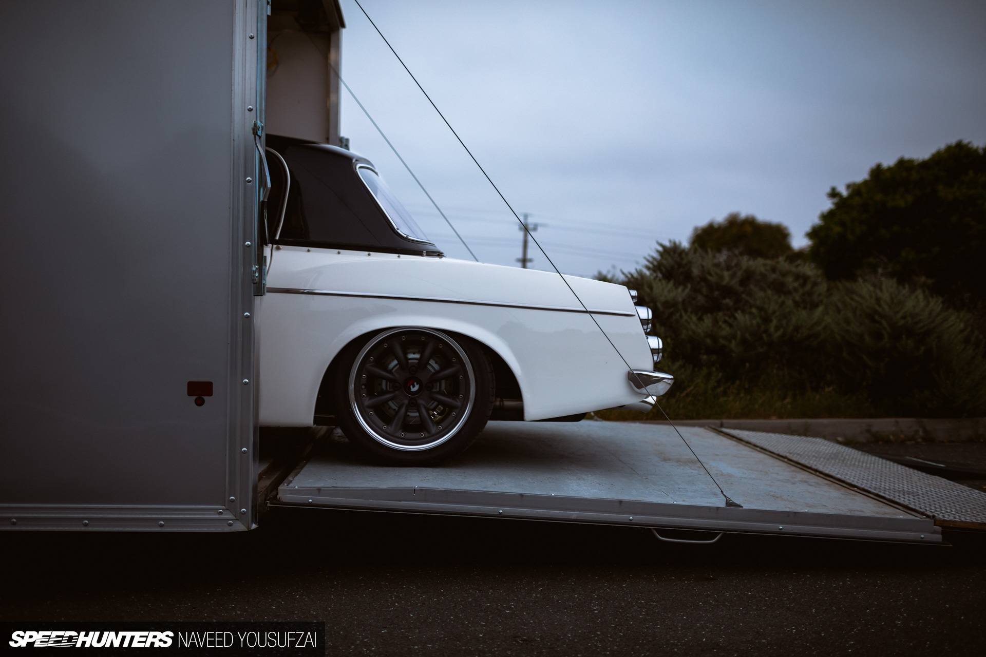 Built By Straw: Eric Straw's 500HP Datsun Fairlady - Motor