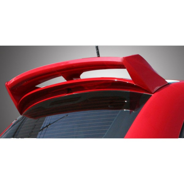 FIAT 500 Spoiler :: Fits Abarth and Turbo :: Rear :: 500|SPEEDLAB