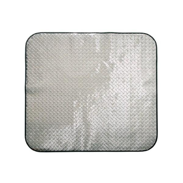 500|SPEEDLAB PitStop Diamond Plate Chair Mat DPCM4750 02