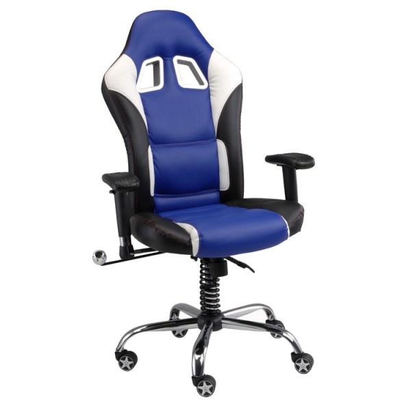 500|SPEEDLAB PitStop SE Office Chair Navy IN1000N