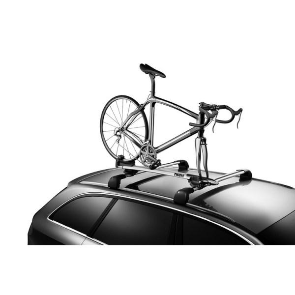 500 SPEEDLAB Fiat 500 Thule Sprint 528 Bike Rack 02