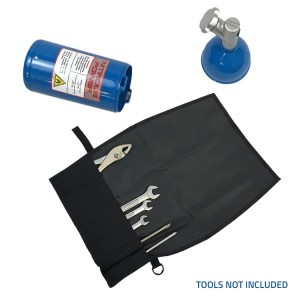 Nitrous Power Hidden Storage Tool Kit Opened