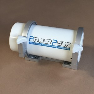 Nitrous Power POWERPODZ USB Power Pod and Jump Starter