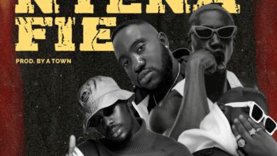 Big Jay - NTENA FIE ft Bosom P Yung x Medikal x Tulenkey (prod. by A Town) speedmusicgh