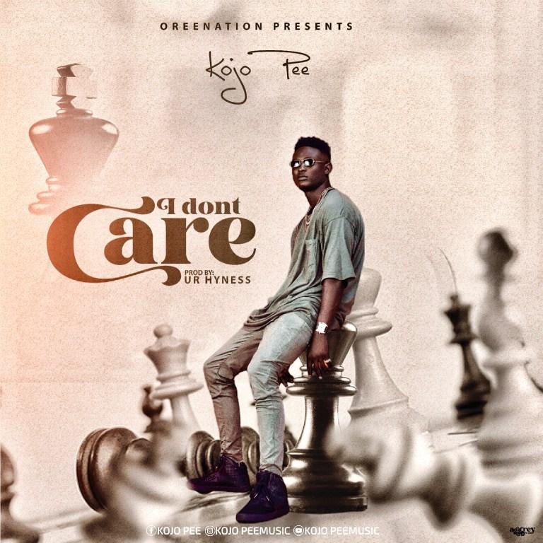 Kojo Pee - I DONT CARE (prod. by UrHyness M&M by SkyBeat)