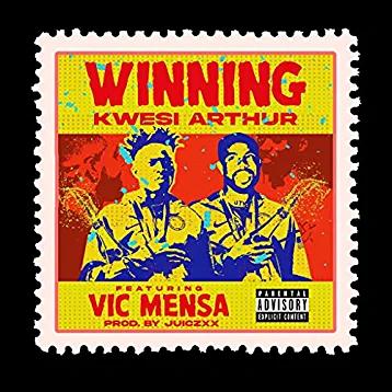 Kwesi Arthur - WINNING ft Vic Mensa (prod. by Juicxxx) speedmusicgh
