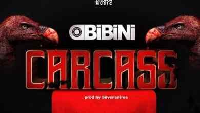 Obibini - CARCASS (Amerado Diss) (prod. by Sevensnires)