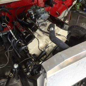 1962 Ford Unibody with new YBlock engine