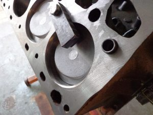 Yblock Engine for 1956 Ford Customline Gasser Project