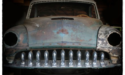 1953 DeSoto Firedome Build: Part 1
