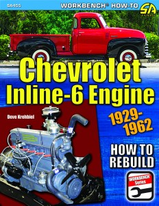 The Chevrolet Inline 6 Engine Book