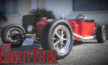 Liberty Flyer – Home Built Roadster