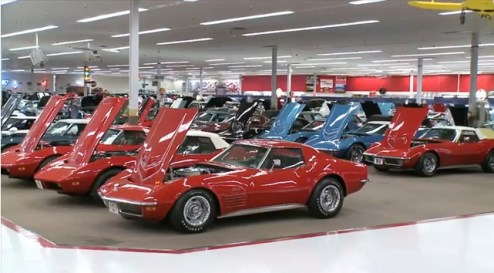 Vette Collections  Visits Massive Car Collection   at Walmart     With over 200 cars  what more could an avid car collector want  According  to Treworgy  he s always looking for rare cars and has made plenty of  transactions