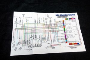 Rehab Rewired: Upgrading Fox body Wiring With Ron Francis Wiring  StangTV