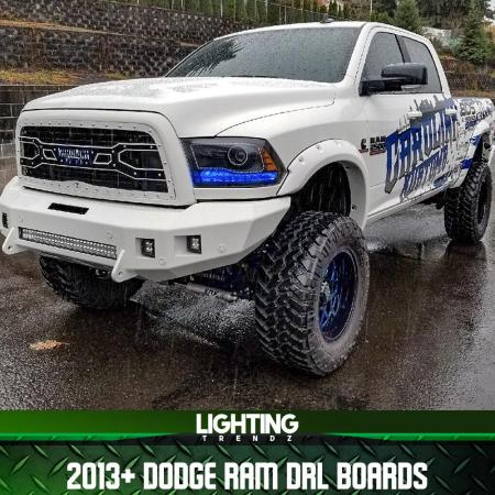 2013 2014 2015 2016 2017 2018 dodge ram drl