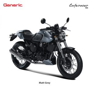 Generic Caferacer 165cc price in bd– Matt Grey
