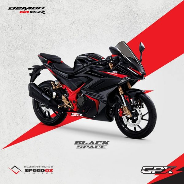 GPX Demon GR165R price in bd - Black Space