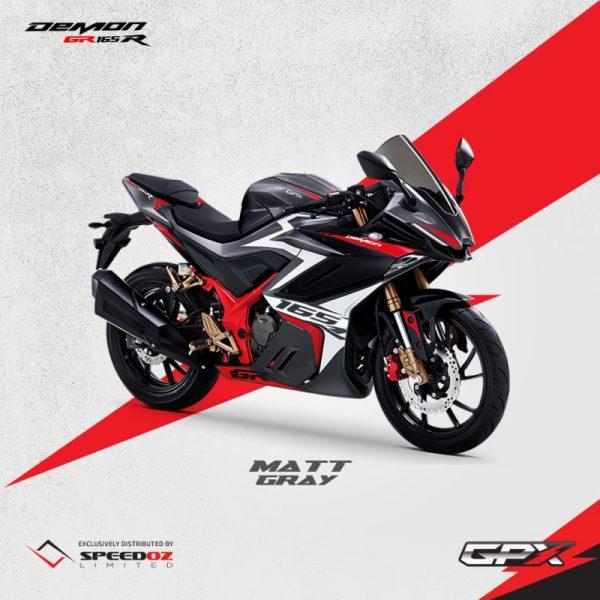 GPX Demon GR165R price in bd - Matt Gray