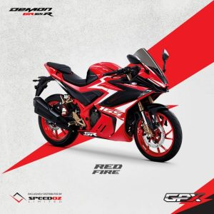 GPX Demon GR165R price in bd - Red Fire