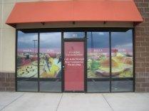 11 Restaurant Window Graphics