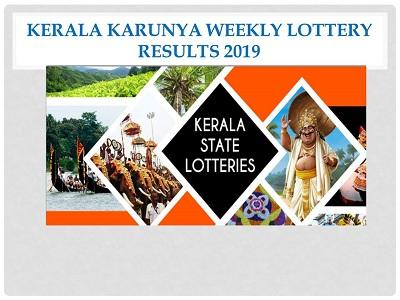 Kerala Karunya Lottery Results 2019 (KR-406) (OUT)|Kerala