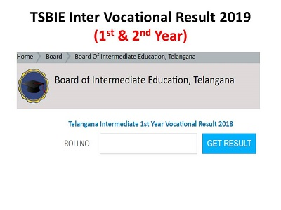 TS Inter Bridge Course Results 2019-(Available)1st 2nd Year
