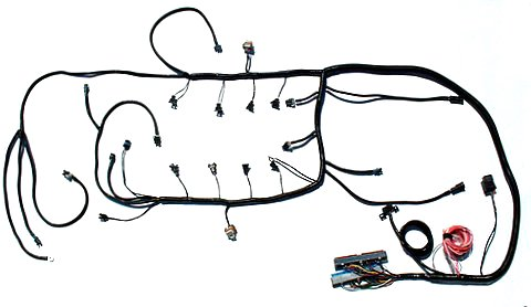 Lt1 Swap Wiring Harness Lt1 Blower Wiring Diagram ~ Odicis