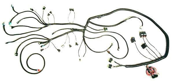 tpi wire harness  ssw  standalone gm wire harness  ls