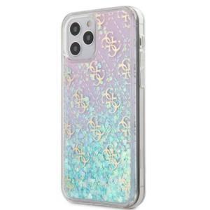 Guess 4G Liquid Cover für Apple iPhone 12 Pro Max/12 Pro/12/12 Mini