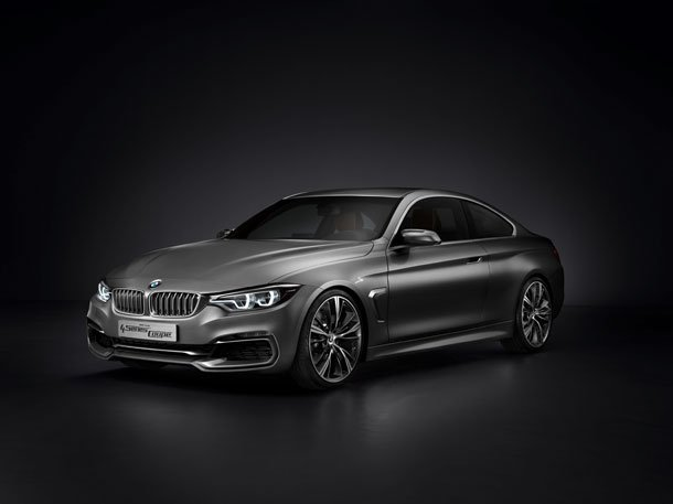 BMW 4-Series Concept Coupe