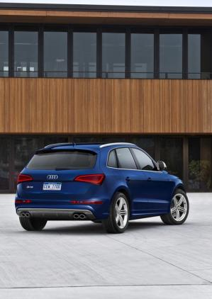 2014 Audi SQ5 with 3.0T Supercharged V6 Engine