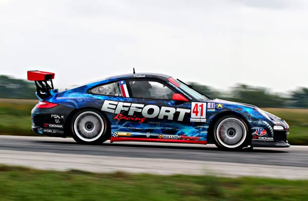 EFFORT Racing GT3 Cup Challenge