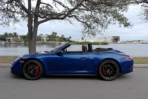 Porsche 911 Carrera 4s Cabriolet The Most Versatile 911 By
