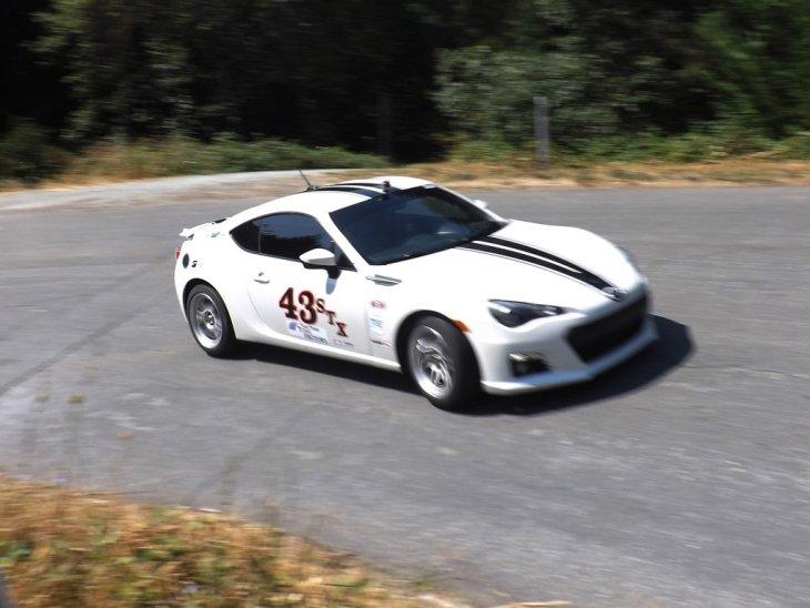 Autocross Car
