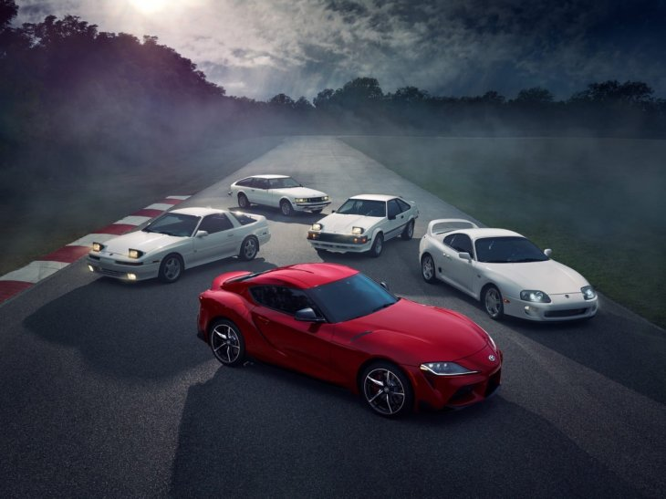 2019 Naias 2020 Toyota Supra Gr Photo Gallery Speed Sport Life