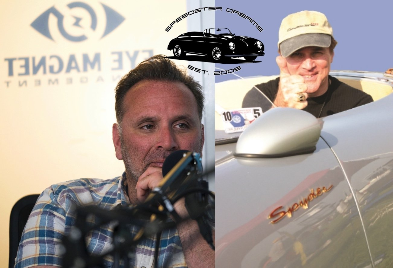 James Dean 356 Speedster Discussion With Porsche Historian Lee Raskin