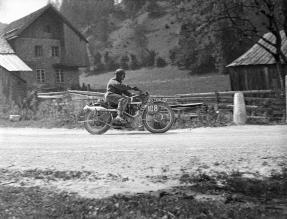 photo - WA West Ariel 497cc ISDT 1939 (Technisches Museum Wien)