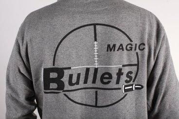 Theories of Atlantis Magic Bullets hood grey close up