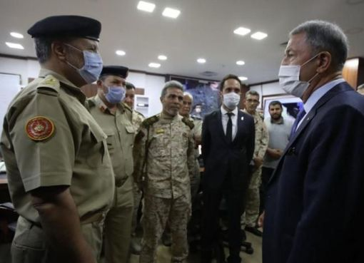 Ακάρ από Λιβύη: Όσοι δεν υποστηρίζουν την κυβέρνηση Σάρατζ θα πληρώσουν το τίμημα