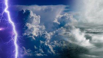 Καιρός: Σαββατοκύριακο με κεραυνούς και καταιγίδες – Πού θα είναι έντονα τα φαινόμενα