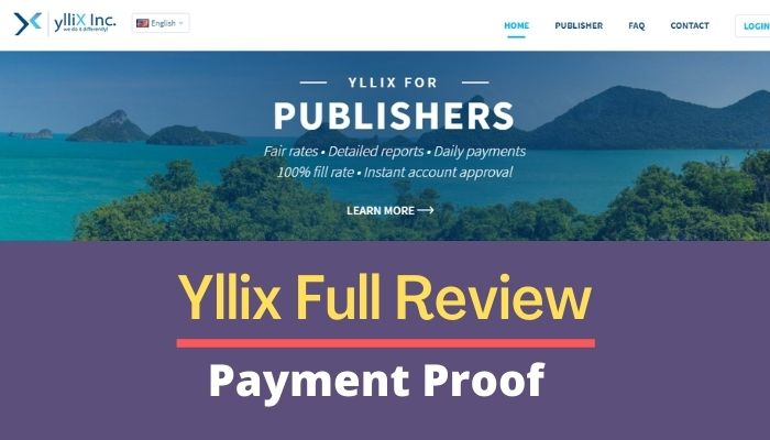 Yllix Review with Payment Proof