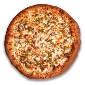White House Pizza at Speedy's Pizza