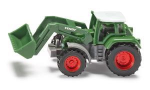 Siku 1039 Tractor Fendt met voorlader 1 : 87