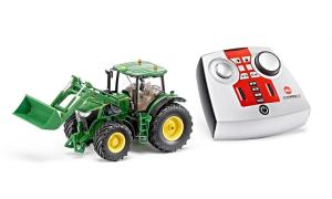 Siku 6777 Tractor John Deere 7R met voorlader 1: 32