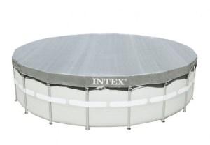 Intex afdekzeil Deluxe afdekzeil 549 cm.